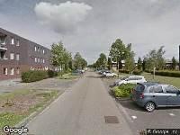 Brandweer naar Albrecht Dürerweg in Almere