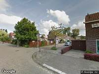 112 melding Ambulance naar Saenredamstraat in Assendelft