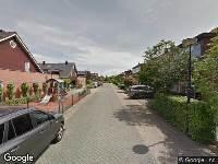 Ambulance naar Bordewijkstraat in Alkmaar