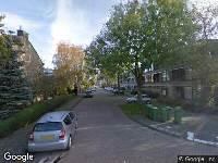 112 melding Ambulance naar Frans Halsstraat in Spijkenisse