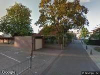 112 melding Brandweer en politie naar Ds. Fraanjestraat in Barneveld