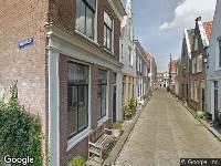 112 melding Ambulance naar Sint Annastraat in Alkmaar
