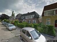 112 melding Ambulance naar Manpad in Rotterdam