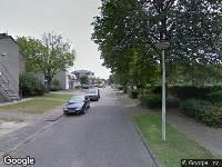 112 melding Ambulance naar Van Lieshoutstraat in Someren