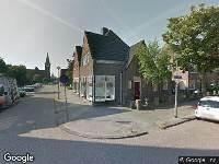 112 melding Ambulance naar Alcorstraat in Rotterdam