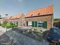 112 melding Ambulance naar Abdijstraat in Oosterhout