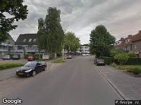 112 melding Besteld ambulance vervoer naar Viveslaan in Breda
