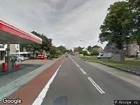 112 melding Besteld ambulance vervoer naar Langstraat in Venray