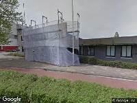 Brandweer naar Poortmolen in Capelle aan den IJssel vanwege gebouwbrand