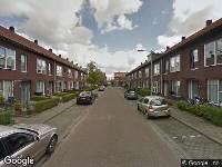 112 melding Ambulance naar Hoornbladstraat in Arnhem