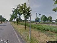 Brandweer naar Industrieweg in Heerenveen vanwege brand