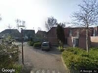 112 melding Ambulance naar Dollardstraat in Alkmaar
