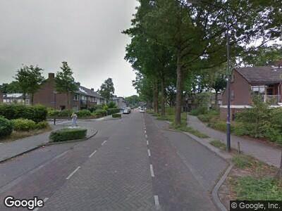 Ambulance naar Repelweg in Vught