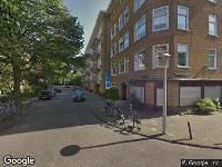112 melding Ambulance naar Griseldestraat in Amsterdam
