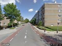 112 melding Brandweer naar Burgemeester Kessensingel in Maastricht vanwege afhijsen patient