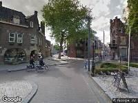 112 melding Besteld ambulance vervoer naar Fabriekstraat in Tilburg