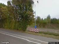 112 melding Politie naar Wernhoutseweg in Wernhout vanwege letsel