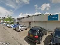 112 melding Ambulance naar Kort-Ambachtlaan in Zwijndrecht