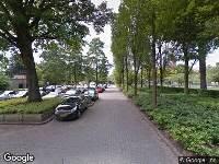112 melding Besteld ambulance vervoer naar Jan Wierhof in Tilburg