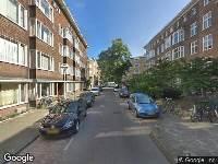112 melding Ambulance naar Sanderijnstraat in Amsterdam