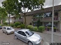 112 melding Ambulance naar Averkampstraat in Tilburg