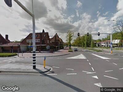Ambulance naar Aalsterweg in Eindhoven