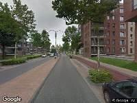 Politie naar Sint Antoniusstraat in Oosterhout vanwege letsel