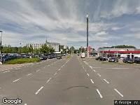 112 melding Ambulance naar Driemanssteeweg in Rotterdam