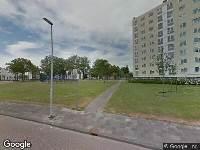 112 melding Ambulance naar Van Adrichemweg in Rotterdam