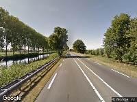 Brandweer naar Rijksweg in Veghel vanwege beknelling