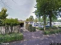 112 melding Besteld ambulance vervoer naar Kerkstraat in Hapert