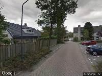 112 melding Ambulance naar Batelaar in Oosterhout