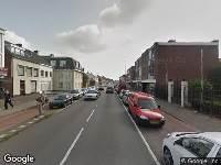 112 melding Politie naar Leenderweg in Valkenswaard vanwege ongeval met letsel