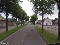 112 melding Ambulance naar Wernhoutseweg in Wernhout