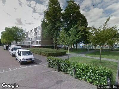 Ambulance naar Schout Van Eijklaan in Leidschendam