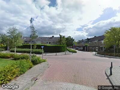 Ambulance naar Sweelinckstraat in Numansdorp