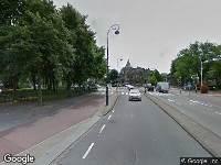 Brandweer naar Wilsonsplein in Haarlem vanwege brand
