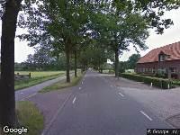 112 melding Ambulance naar Boerdonksedijk in Erp