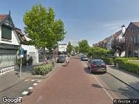 112 melding Ambulance naar De Kempenaerstraat in Oegstgeest