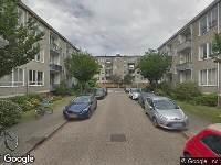 112 melding Besteld ambulance vervoer naar Montferlandstraat in Amsterdam