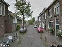 112 melding Brandweer naar Anjelierstraat in Zwolle vanwege waarnemen gaslucht