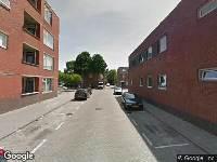 112 melding Ambulance naar Marnixdwarsstraat in Rotterdam