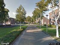 112 melding Ambulance naar Marconistraat in Roosendaal