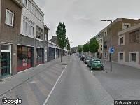 112 melding Ambulance naar Blokmakersstraat in Rotterdam