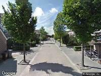 112 melding Ambulance naar Adriaan Roland Holstlaan in Oegstgeest