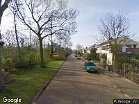 112 melding Brandweer naar Slotlaan in Oudorp