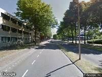 112 melding Politie naar Raadhuislaan in Oss vanwege ongeval met letsel