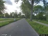 112 melding Ambulance naar Rozenburglaan in Amsterdam