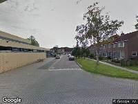 112 melding Ambulance naar Anemoonstraat in Wormerveer