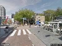 112 melding Ambulance naar Karel Doormanstraat in Rotterdam